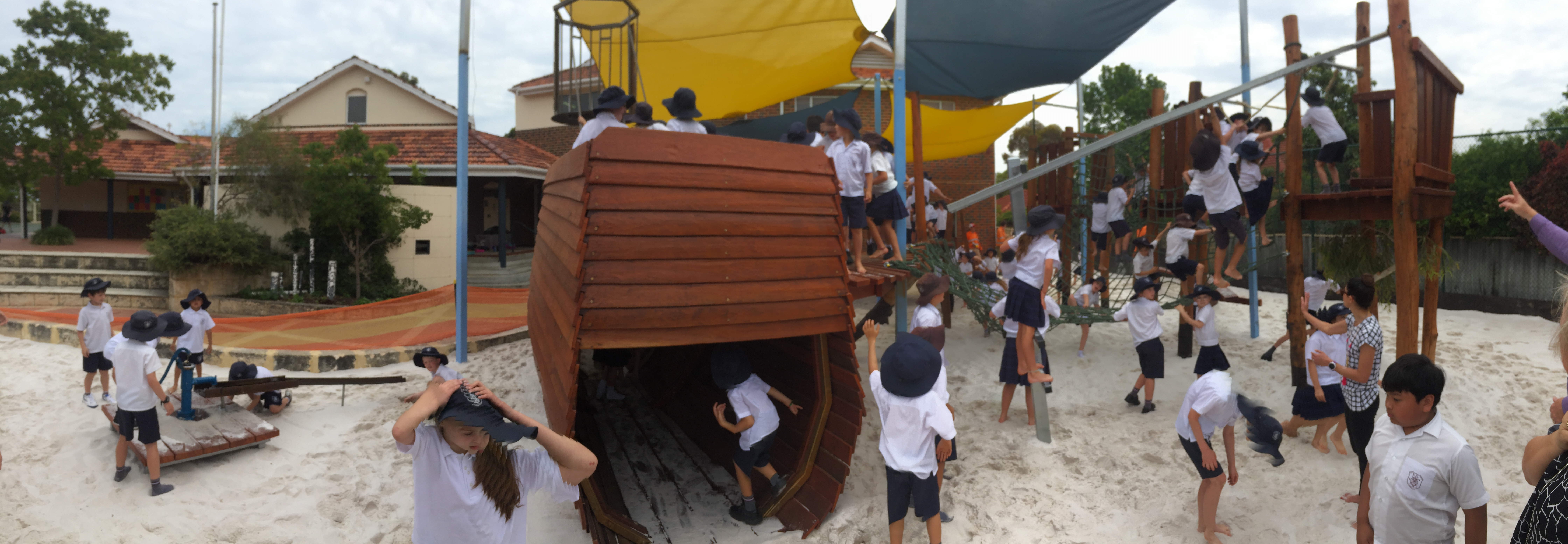 Playground Pano