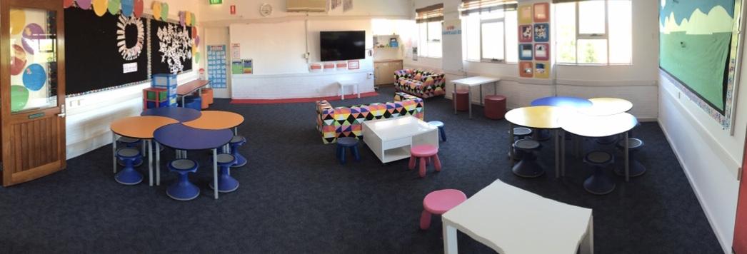 Y3 classroom